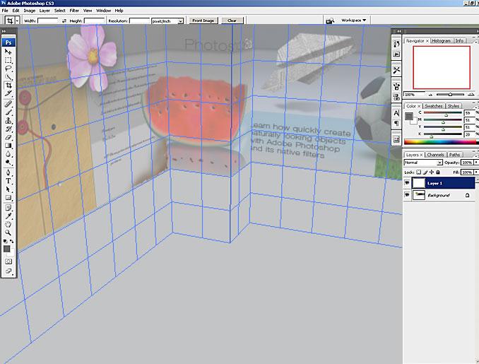 Photoshop CS3 Beta