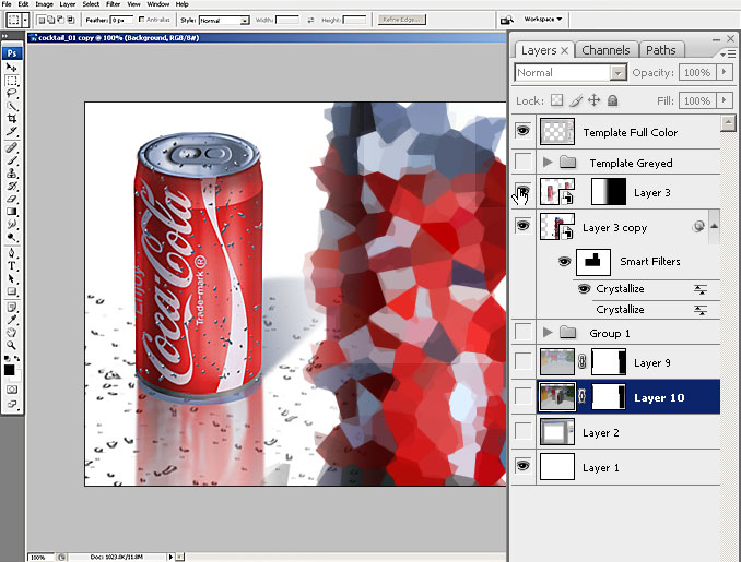 Photoshop CS3 Beta